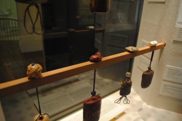 Netsuke Collection.