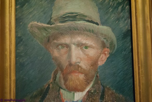 And of course, Van Gogh had his struggles.