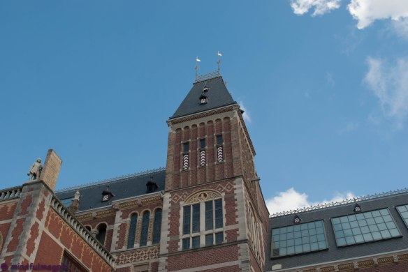 The Rijksmuseum. Don't even try to see it in one day. Even with the audio tour, you'll get lost.